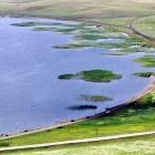 берег озера бурсунсы