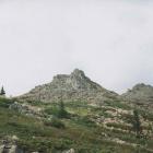 Скалы на южном склоне Колокольни