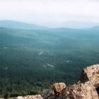 Вид на долину Большого Инзера