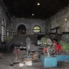 В здании ГЭС