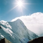 Пик Неру (6742) с высоты 6400