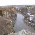 Река Багаряк.