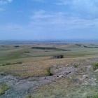 На горе Чика (558,3 м)