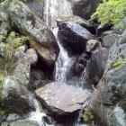 Самая дальняя часть водопада
