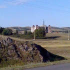 Недостроенная мечеть в Кушеево