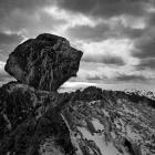 Камень голова Сфинкса