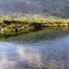 Озерцо на седловине Ямантау