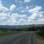 Впереди трасса Уфа-Сибай. Налево- Узян-Баш