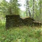 Развалины из каменной кладки
