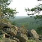 вид с горы Лешачьей