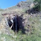Вход в шахту (нижний)