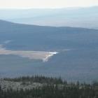 Вид на Тюлюкское болото