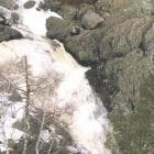 Вторая ступень водопада