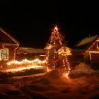Новогодние каникулы в Верхней Арше