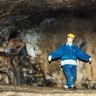 Концертный зал в Новомурадымовской пещере