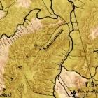 Фрагмент карты 1875 года.