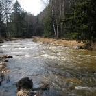 река Нура, 21-22 апреля