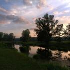 Ранним вечером у реки