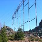 Вершинное плато г. Антенная, вид с севера. 29.09.2012