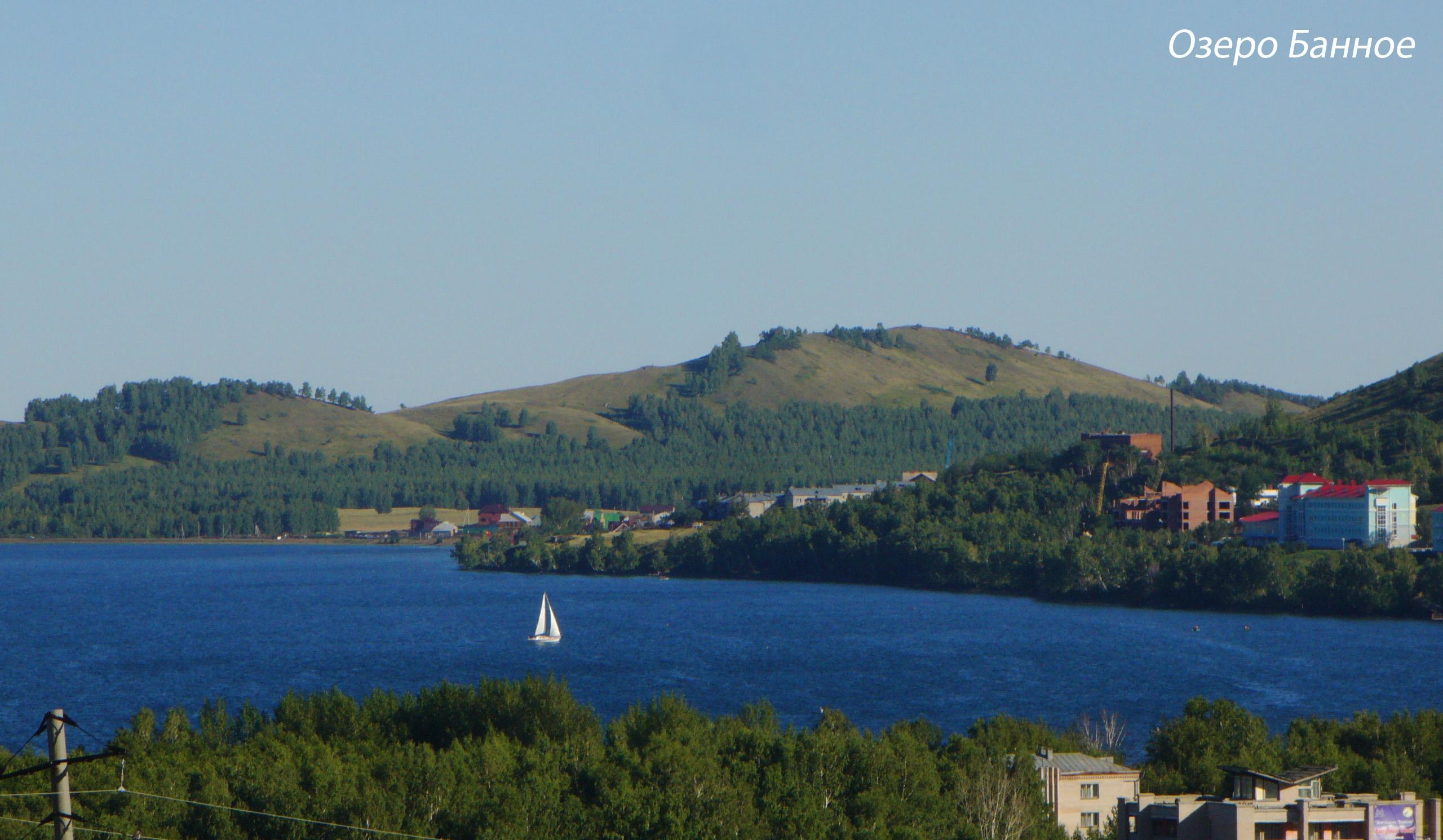Отдых на горном озере ню — 9