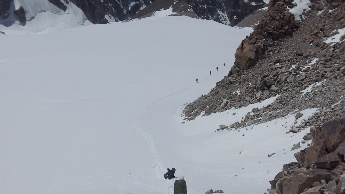 Отчет о горном спортивном походе второй категории сложности по Северному Тянь-Шаню