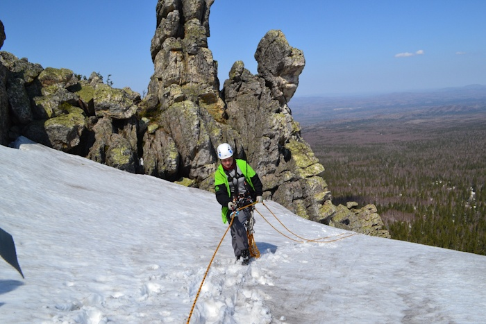 Отчет о горном походе 1кс по Южному Уралу (Таганай)