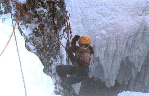 Подъем из пещеры Сумган