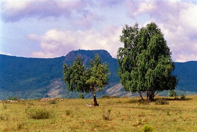 Гора Хандык