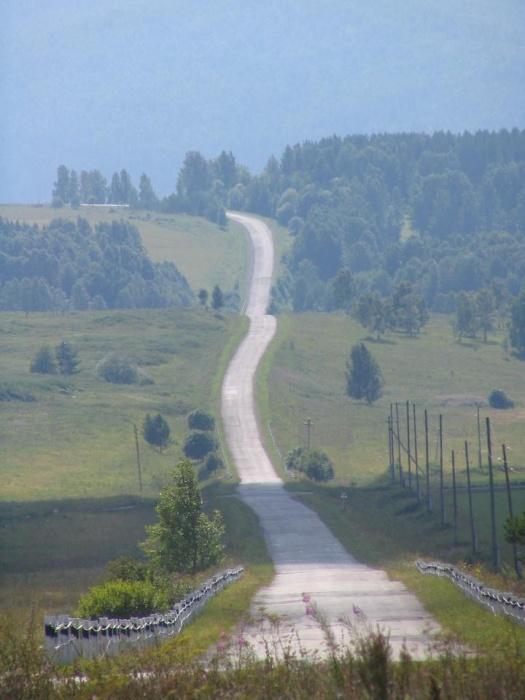 Дорога к мечте