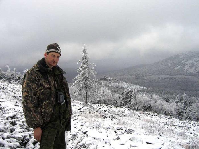 хр.Нургуш - зима не за горами