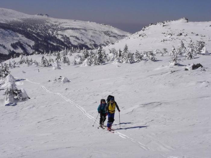 Ski-tour на Южном Урале