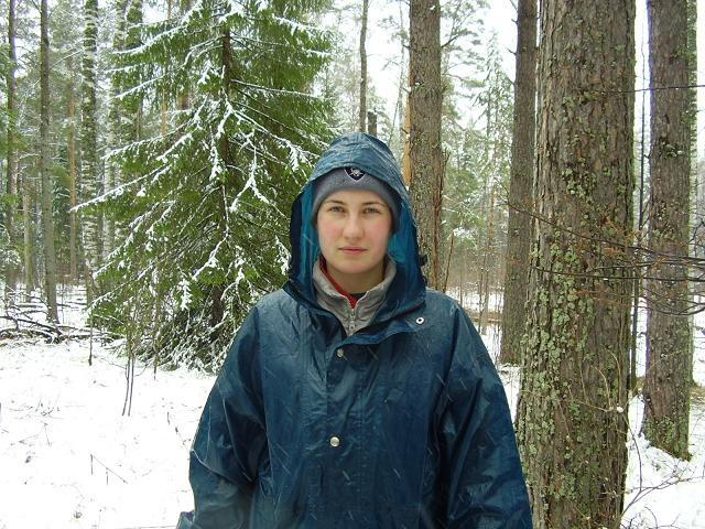1 мая 2007,прогулка в горах