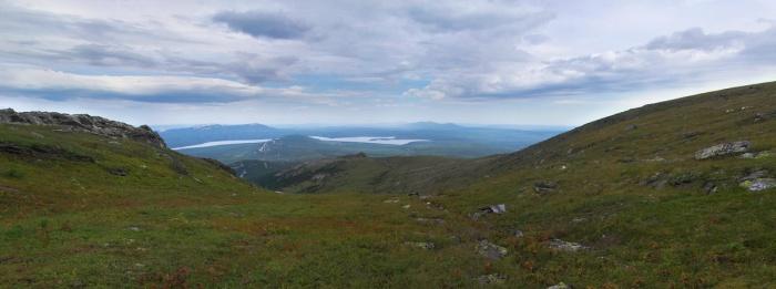 Панорама с Нургуша