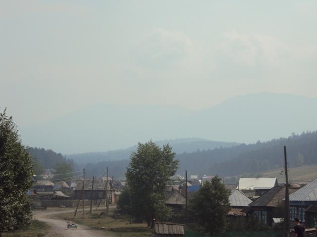 посёлок Тюлюк