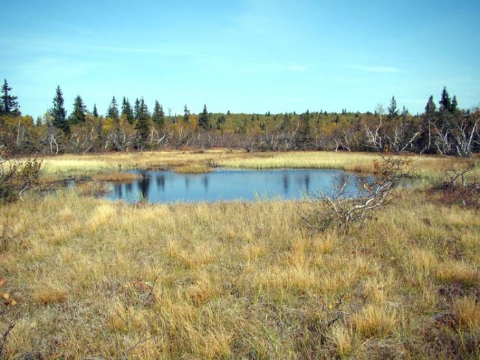 Озеро Крайнее.