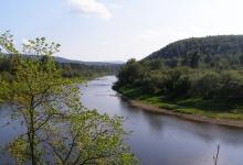 Рассказ о сплаве по рекаам Большая Сатка и Ай