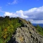 хребет горы Курташ