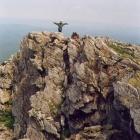 Скалы на Уреньге