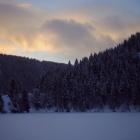 Утро над Симскими горами