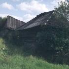 Два домика в деревне.