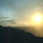 На границе облаков посередине Иремельского кабана