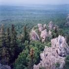 Начало рек Ай и Урал