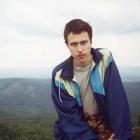 Камаев Павел на вершине горы Кушай