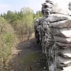 Скалы Чёртово Городище