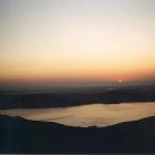 Рассвет над Банным озером