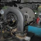Электрогенератор ГЭС Пороги