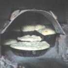 хлеб поставили