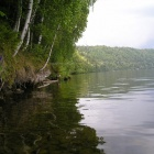 Крутой берег