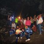 В Сугомакской пещере
