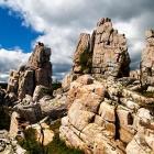 Чертовы ворота на вершине Юрмы